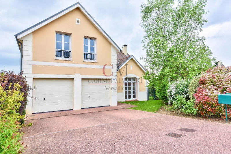 Immobile residenziali di prestigio casa Saint-nom-la-bretèche 840000€ - Fotografia 5