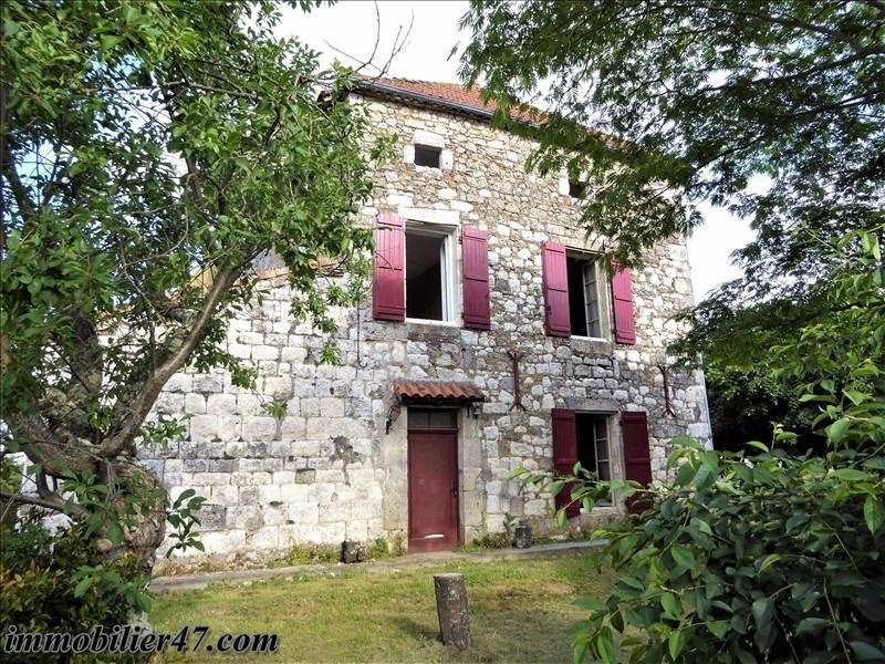 Sale house / villa Prayssas 86400€ - Picture 2