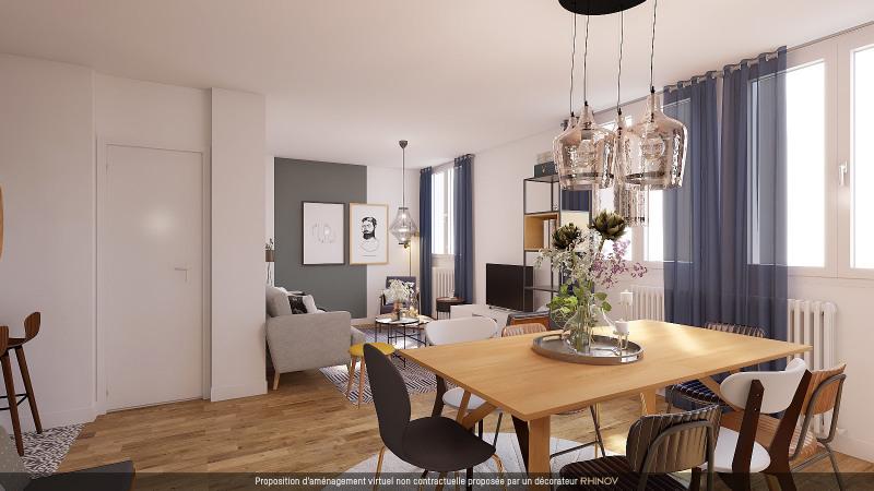 Vente appartement La mulatiere 158000€ - Photo 11