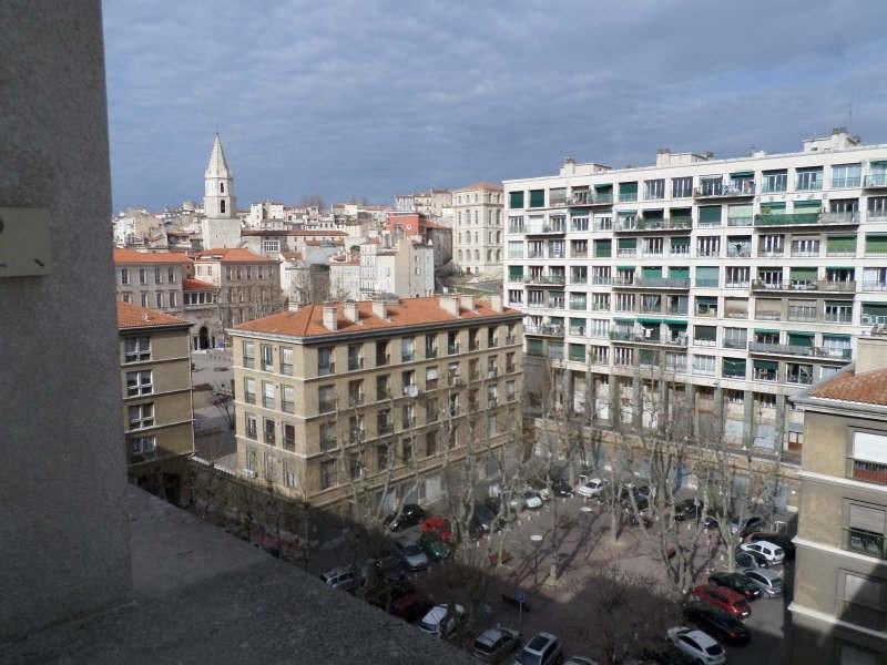 Alquiler  apartamento Marseille 2ème 526€ CC - Fotografía 1