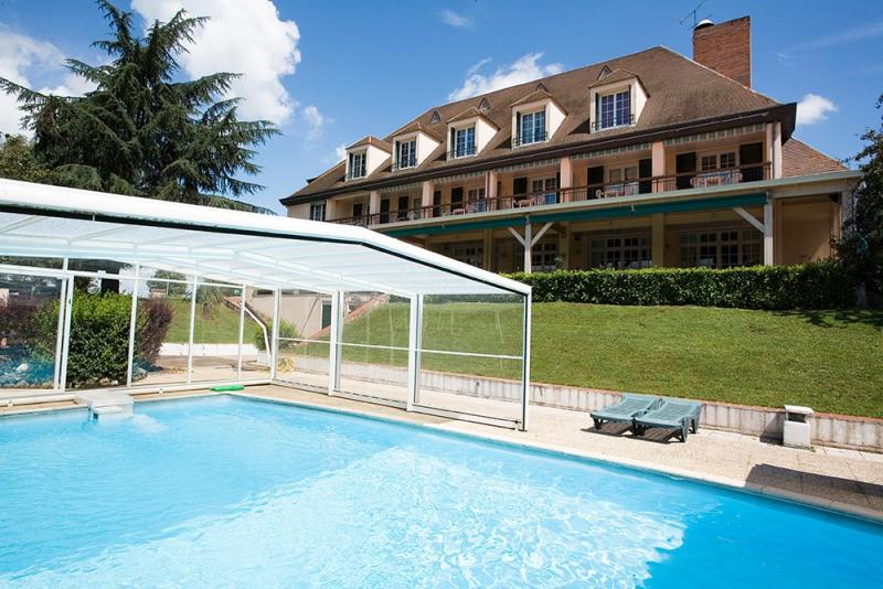 Vente de prestige hôtel particulier Varennes sur allier 940000€ - Photo 1