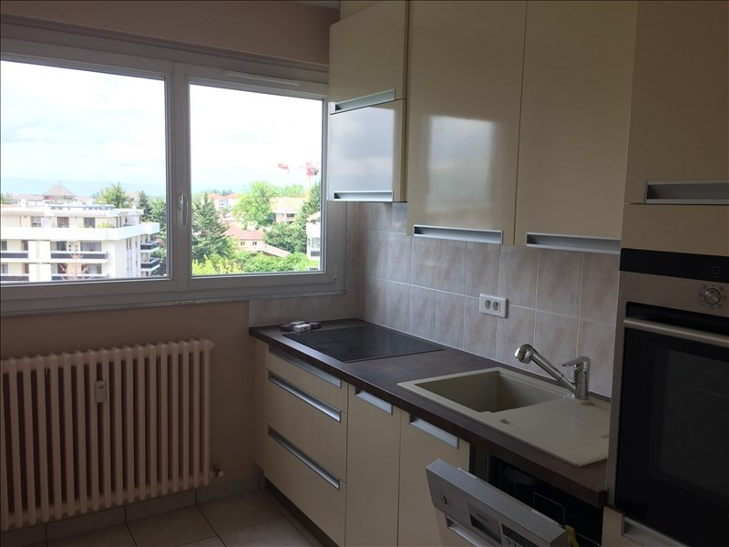 Rental apartment Annemasse 755€ CC - Picture 2
