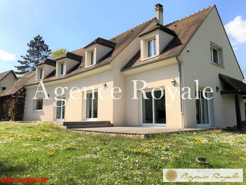 Vente de prestige maison / villa Fourqueux 1290000€ - Photo 1