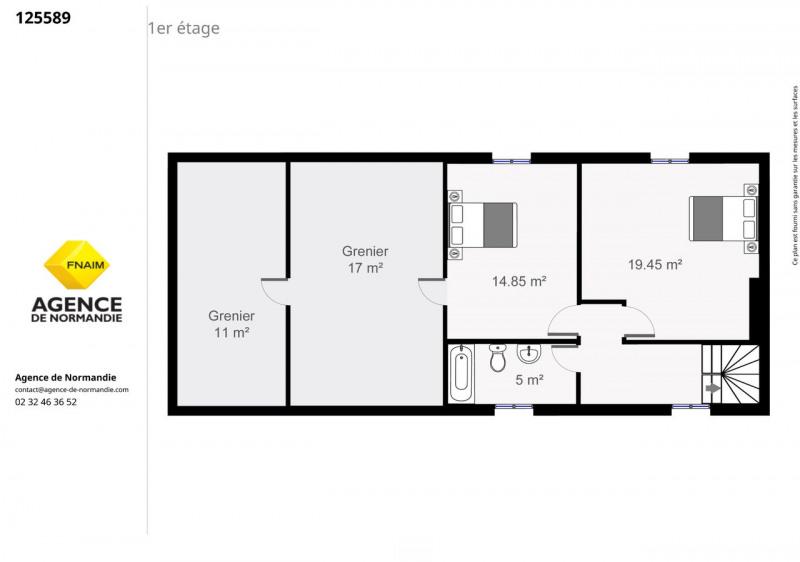Vente maison / villa Montreuil-l'argillé 110000€ - Photo 11