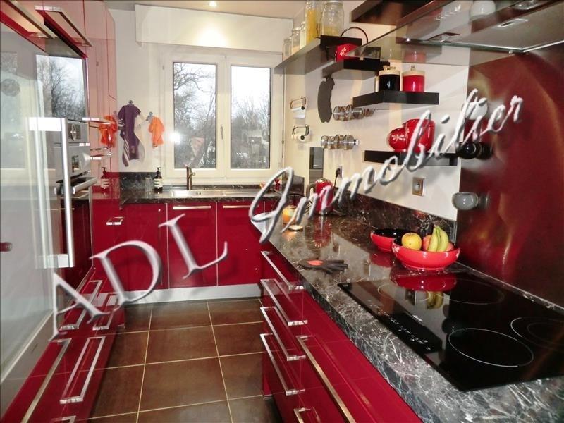 Sale apartment Coye la foret 432000€ - Picture 2