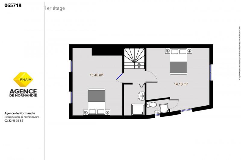 Produit d'investissement maison / villa Broglie 65000€ - Photo 7