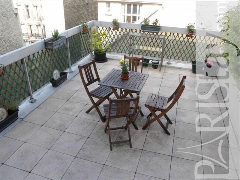 Vente de prestige appartement Paris 17ème 672000€ - Photo 1