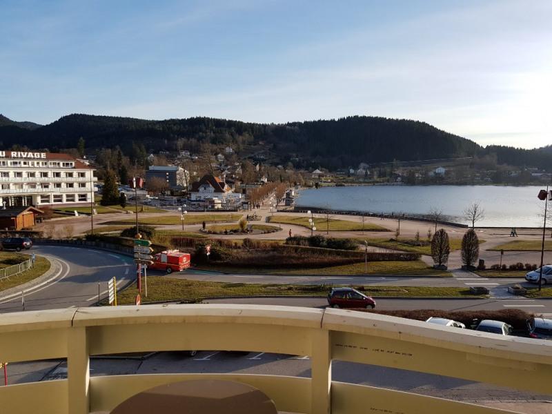 Vue sur le lac !!! Studio avec balcon TRES RARE !!!
