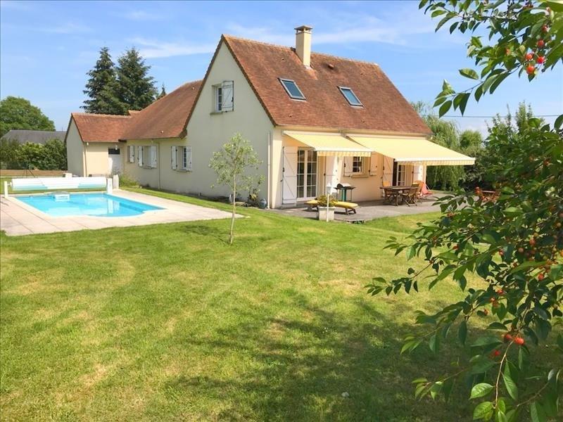Sale house / villa Saint-martin-aux-chartrains 399500€ - Picture 1