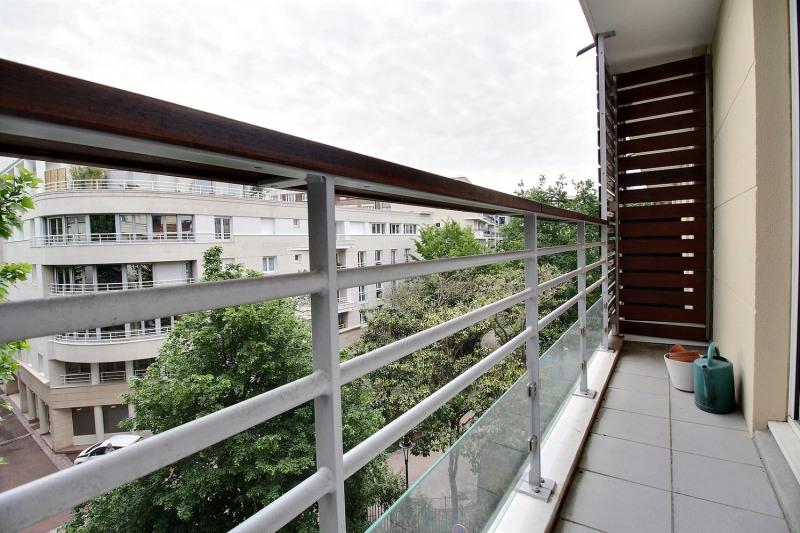 Sale apartment Issy-les-moulineaux 540000€ - Picture 2