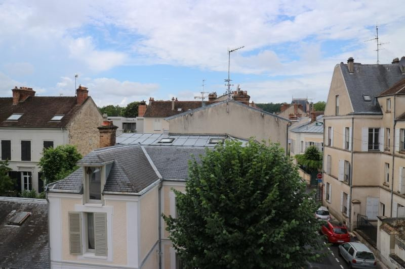 Rental apartment Fontainebleau 350€ CC - Picture 2