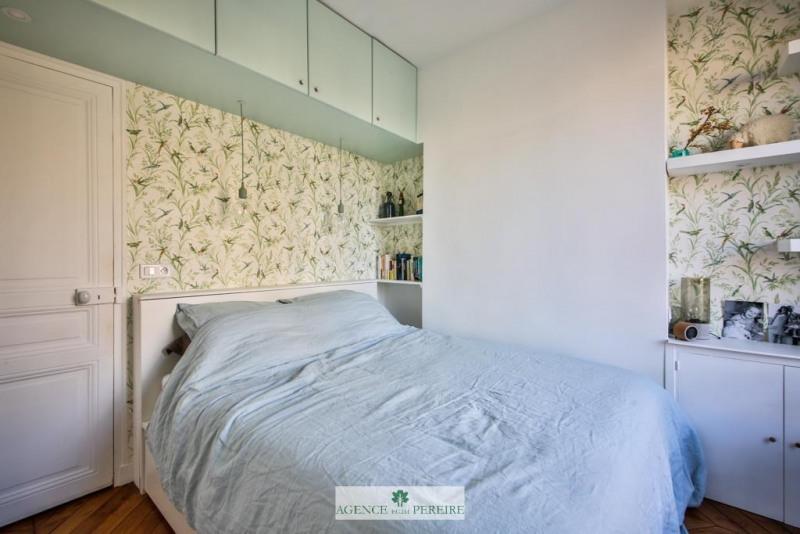 Vente de prestige appartement Paris 17ème 1065000€ - Photo 8