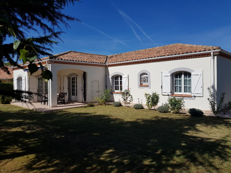Vente maison / villa Roquefort 319 000€ - Photo 1