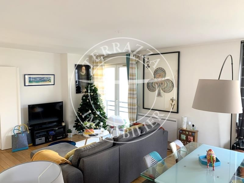 Vente appartement Marly le roi 420000€ - Photo 2