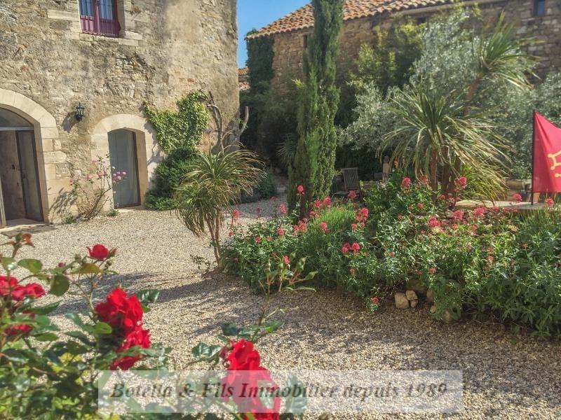 Venta de prestigio  castillo Uzes 795000€ - Fotografía 13