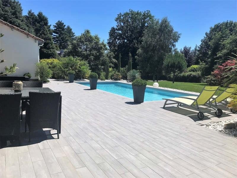 Deluxe sale house / villa Panazol 530000€ - Picture 2