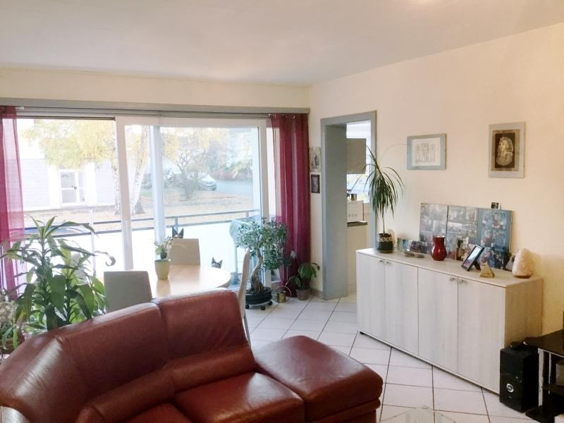 Verkoop  appartement Haguenau 124000€ - Foto 2