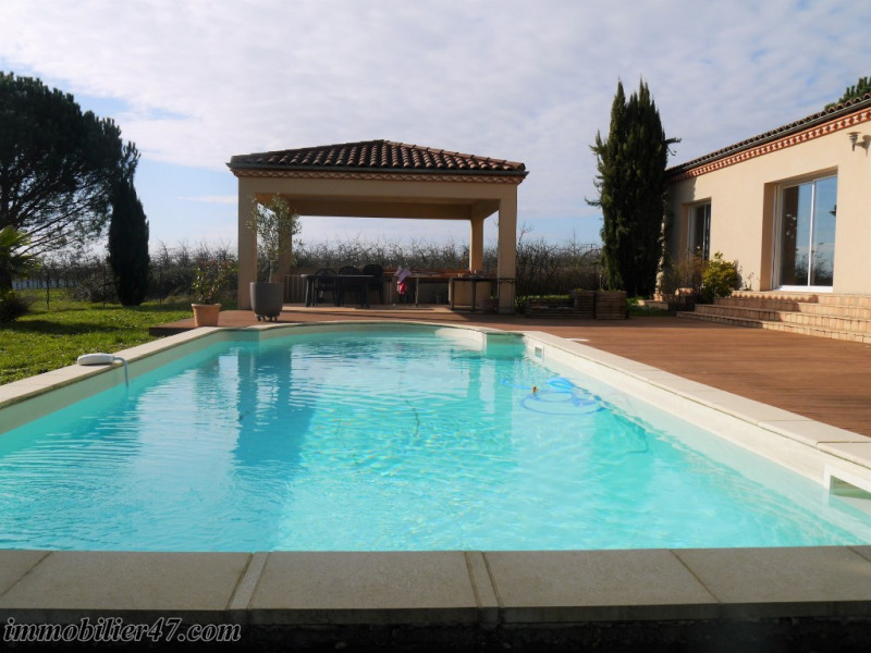 Vente maison / villa Prayssas 378000€ - Photo 12