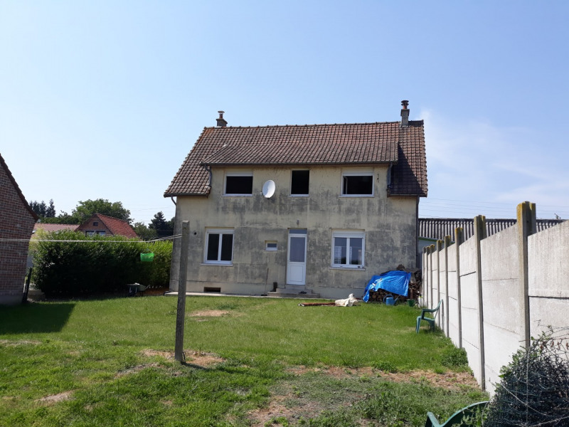 Sale house / villa Axe thérouanne fauquembergues 125 000€ - Picture 1