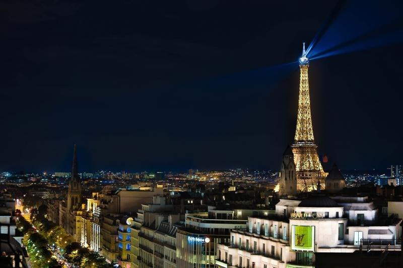 Deluxe sale apartment Paris 8ème 10500000€ - Picture 3