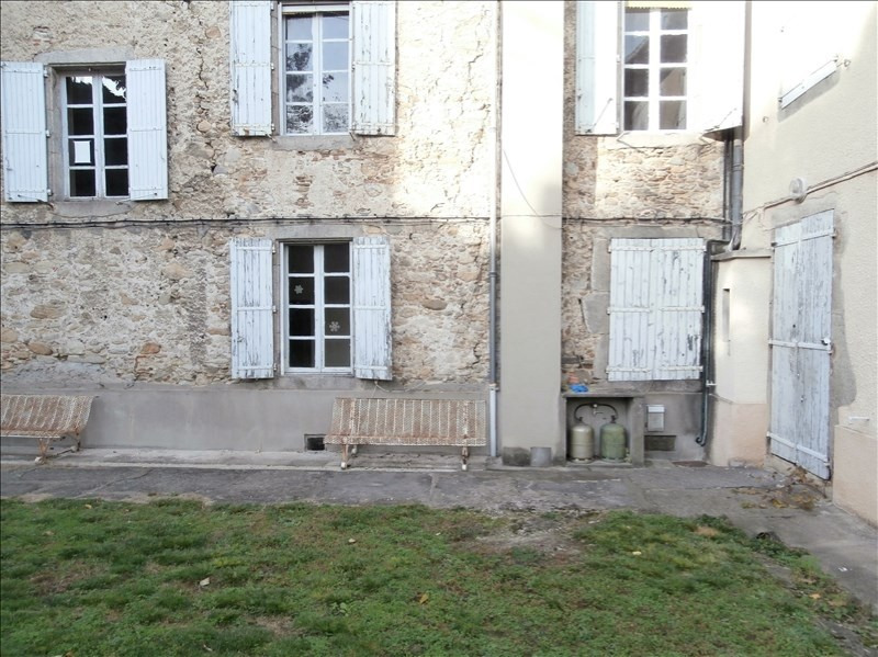 Vente appartement Mazamet 55 000€ - Photo 1