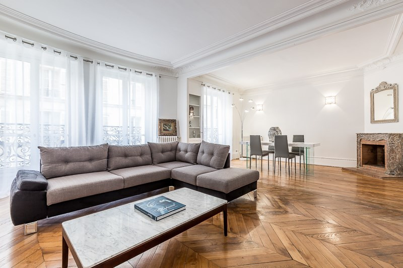 Location appartement Paris 16ème 5 500€ CC - Photo 4