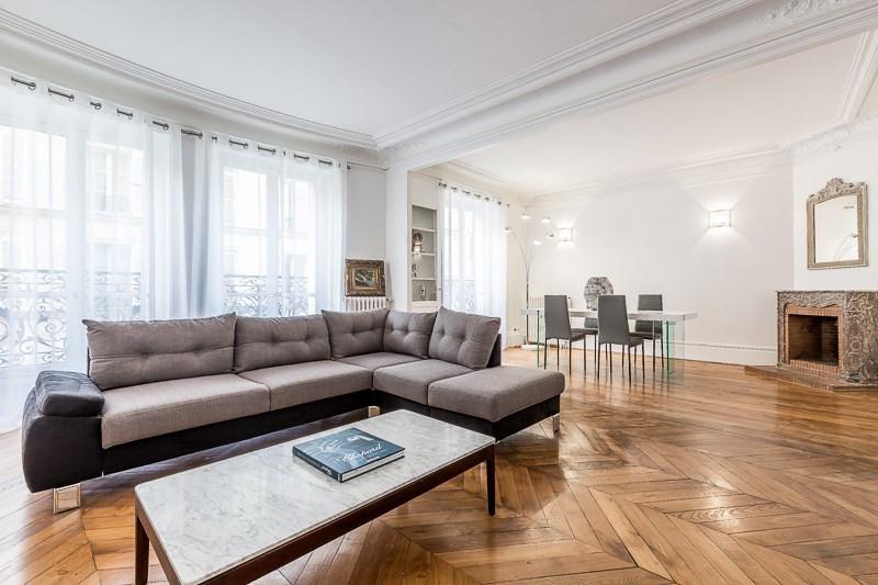 Alquiler  apartamento Paris 16ème 5500€ CC - Fotografía 4