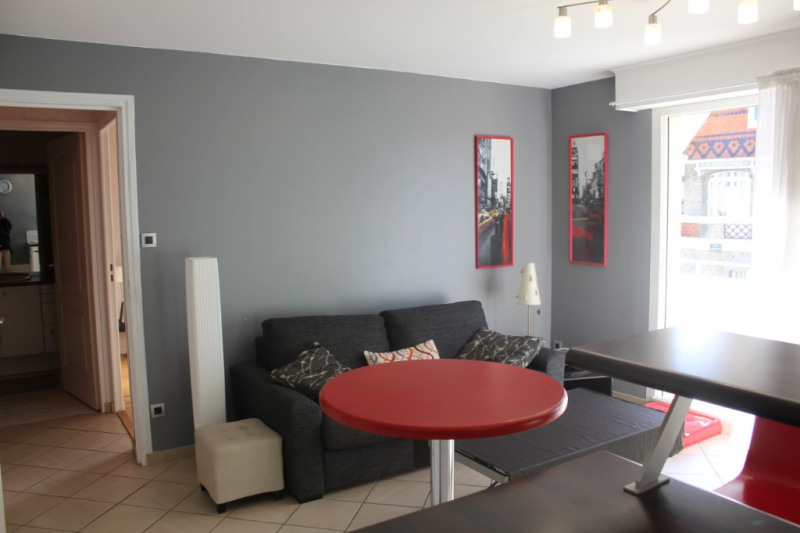 Verkoop  appartement Le touquet paris plage 262500€ - Foto 5