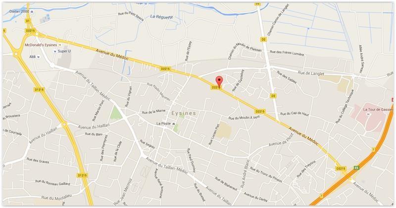 Location boutique Eysines 2000€ HT/HC - Photo 1