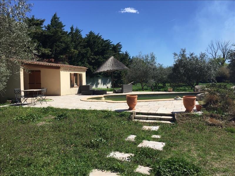 Vente de prestige maison / villa Salon de provence 557000€ - Photo 4