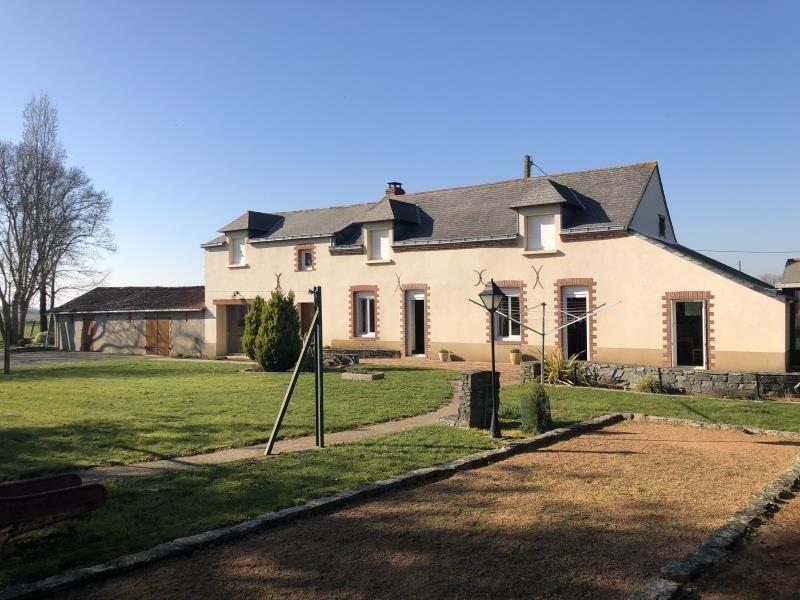 Vente maison / villa Jallais 211230€ - Photo 1