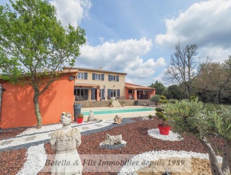 Immobile residenziali di prestigio casa Uzes 525000€ - Fotografia 9