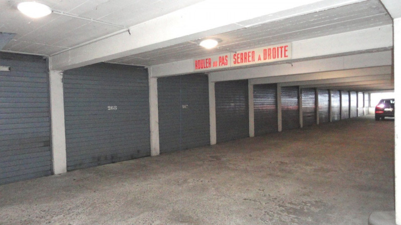 Garage securisé