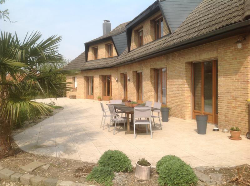 Sale house / villa Tilques 406257€ - Picture 1