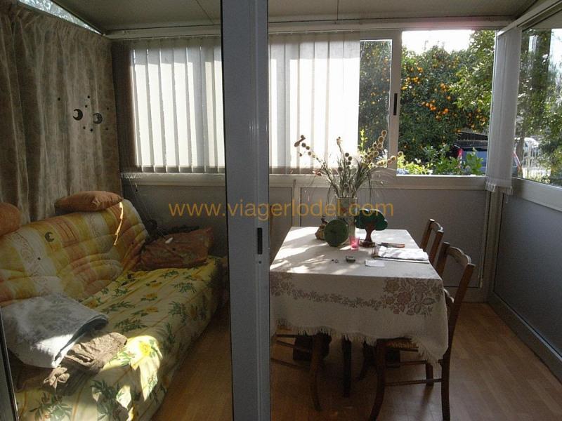 Vitalicio  casa Roquebrune-cap-martin 240000€ - Fotografía 4