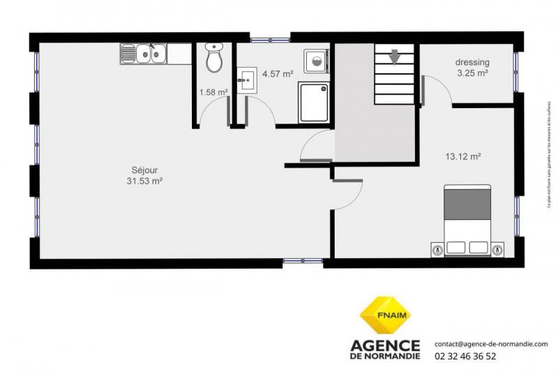 Rental apartment Montreuil-l'argille 355€ CC - Picture 5
