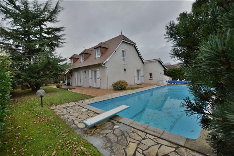 Vente maison / villa Poey de lescar 370000€ - Photo 1