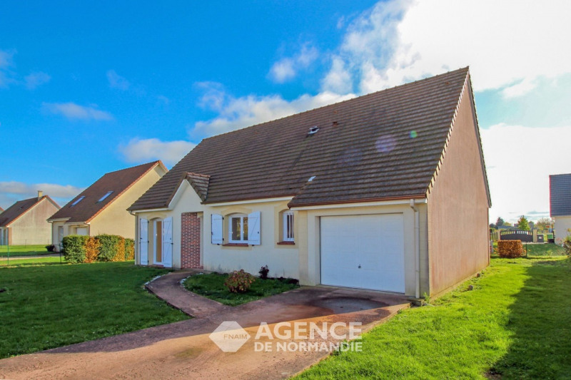 Vente maison / villa Bernay 165000€ - Photo 2