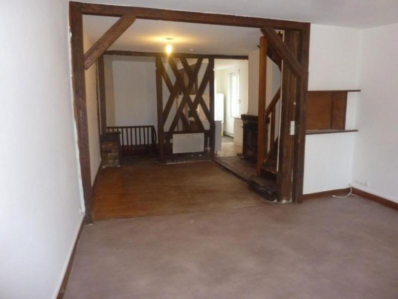Rental apartment Moyaux 470€ CC - Picture 1