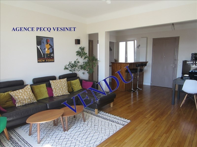 Vente appartement Le pecq 359 000€ - Photo 1