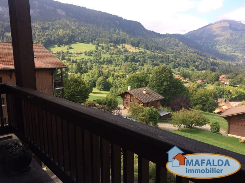 Vente appartement Mont saxonnex 79 500€ - Photo 4