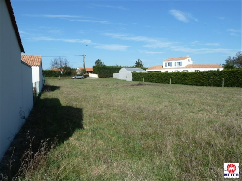 Verkauf grundstück Longeville sur mer 85900€ - Fotografie 3
