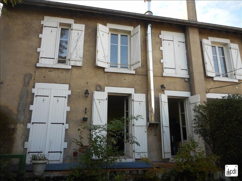 Vente maison / villa Nancy 151000€ - Photo 2