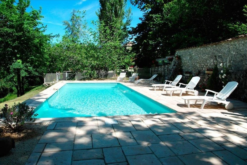 Vente de prestige maison / villa Laroque timbaut 549000€ - Photo 8