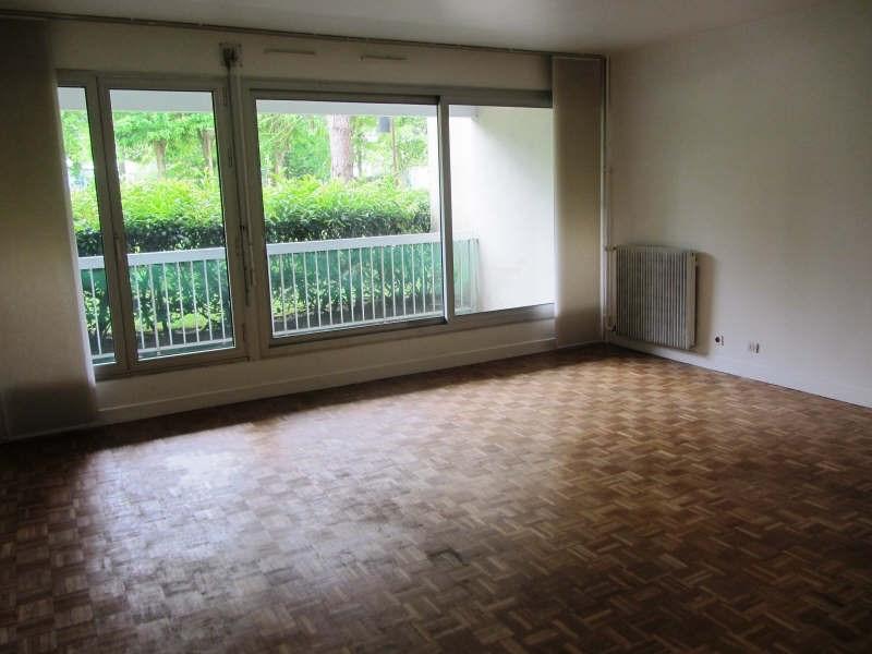 Rental apartment Cergy 990€ CC - Picture 2