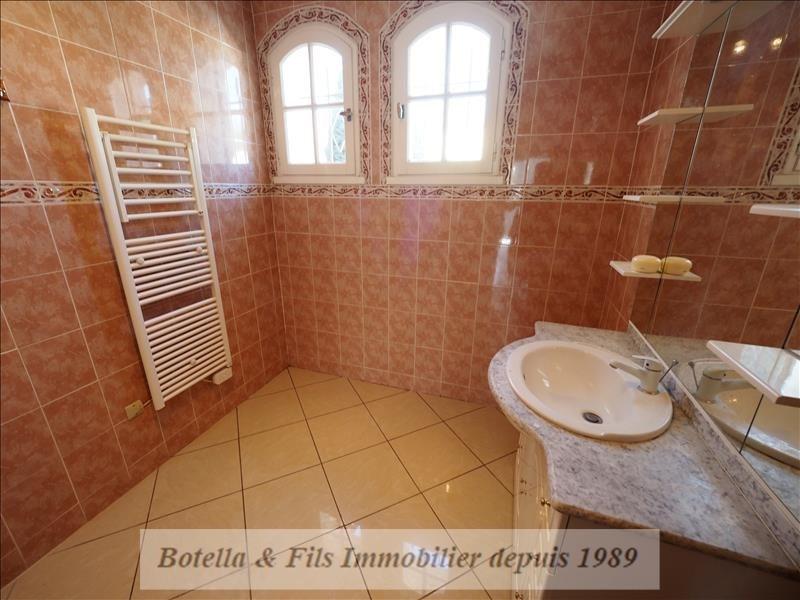 Vente maison / villa Uzes 388000€ - Photo 6