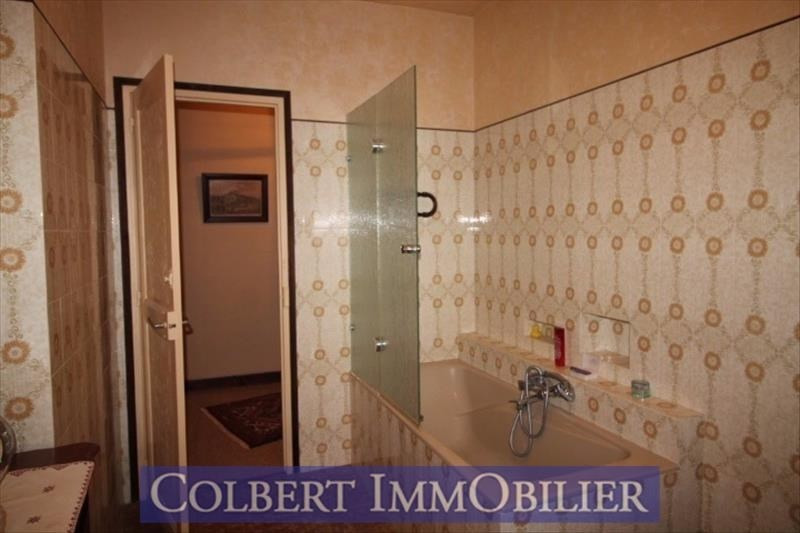 Venta  casa Coulanges la vineuse 205000€ - Fotografía 9