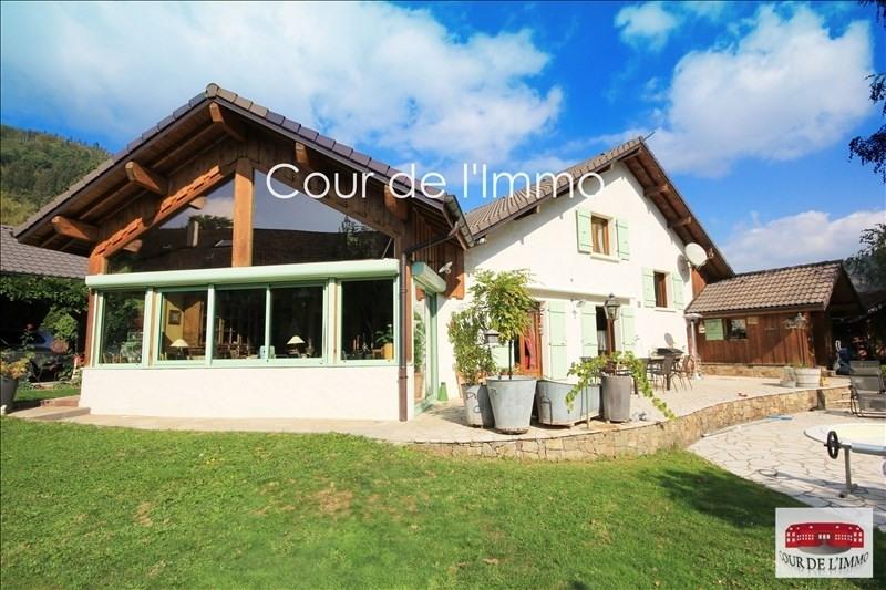 Vente de prestige maison / villa Fillinges 580000€ - Photo 9