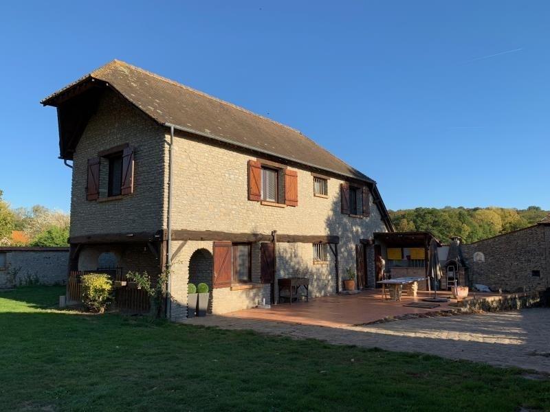 Vente maison / villa St clair sur epte 278600€ - Photo 1