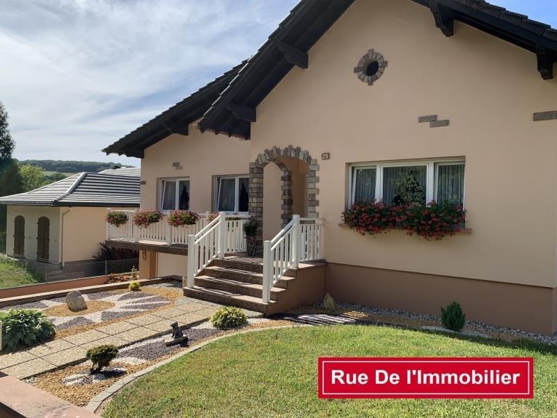 Vente maison / villa Obergailbach 211000€ - Photo 1